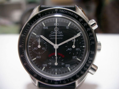 Omega Speedmaster Milan AC 100th limited edition