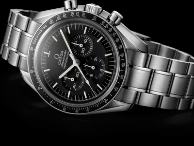 Speedmaster Professional: The Moon Watch