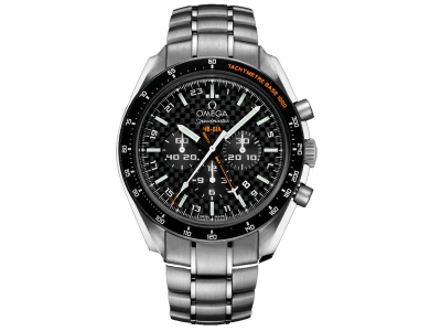 HB-SIA Co-Axial GMT Chronograph   Referencia 321.92.44.52.01.003